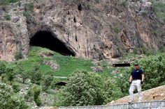 The Clan Cave - Shanidar Cave in Iraq Cave Quest Vbs, Cave Bear, Cave Entrance, Funeral Ceremony, Images Google, Baghdad, World History, Vbs 2016, Earth