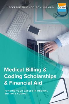 Scholarships opportunities exist for those pursuing an education in medical billing and coding. Discover the possibilities and apply for financial aid. Online Certificate Programs, Lpn Programs, Online Programs, School Programs, Medical Billing And Coding, Medical Careers, Importance Of Time Management, Going To University, Applied Science