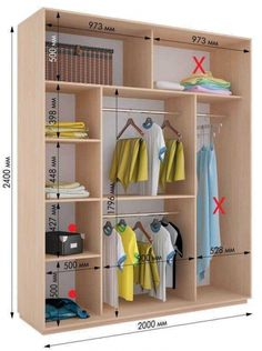 Wardrobe Design Bedroom, Bedroom Wardrobe, Wardrobe Closet, Sliding Door Wardrobe Designs, Closet Designs, Bedroom Cupboard Designs, Bedroom Cupboards, House Furniture Design, Home Room Design