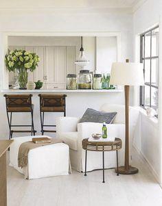 Chris Barrett - Seaside Style - Los Angeles Home - House Beautiful