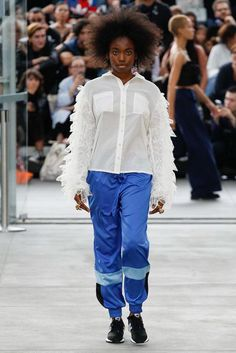 Koché - Spring 2017 Ready-to-Wear