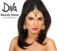 Amina Ilyas Bridal Make Up by Diva Beauty Salon 004