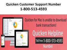 16 Best Quicken Support Number 1-800-513-4593 images in 2018