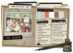Case File No. 201 {Case closes on June 10, 2016} - CSI: Color, Stories, Inspiration