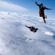Bucket List - Sky diving
