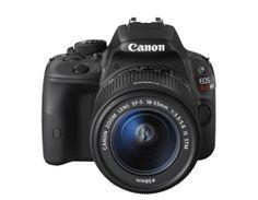 EOS Rebel SL1 avec EF-S 18-55mm IS STM Kit - Canon Canada Inc.