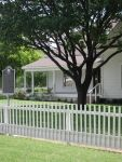 The A.W. Perry Homestead Museum offers a glimpse of life as it was in north central Texas at the turn of the 20th Century. The Museum is open Wed-Sat 10am-12pm & 1-5pm. Free