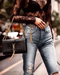 Paco and Prada - Ysl Kate Bag, Ysl Bag, Fashion Handbags, Fashion Bags, Ysl Handbags, Women's Fashion, Luxury Fashion, Maquillage Kylie Jenner, Micah Gianneli