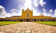 IZAMAL Explore Yucatán, México