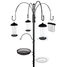 Buy Gardman Complete Wild Bird Feeding Station Kit at Guaranteed Cheapest Prices with Rapid Delivery available now at Greenfingers.com, the UK's #1 Online Garden Centre.