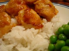 Honey Glazed Chicken. This was delicious! One reason I loved this recipe is I didn't have to spend the time battering and frying the chicken – it is simply baked but still develops a nice crust from the flour and seasonings it is coated in prior to baking (which means it is healthier, too!).