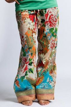 Punjammies - made by women in India rescued from forced prostitution seeking to rebuild their lives. Proceeds from the sales of Punjammies provide fair-trade wages, savings accounts, and holistic recovery care.