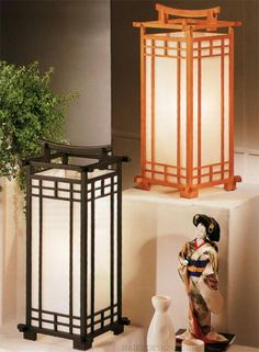 The rice paper Teahouse Lamp from Haiku Designs casts a wonderful soft light in any room, and reflects classical Chinese culture in its pagoda style design. The lamp is modeled from lamps used in ancient Chinese teahouses.