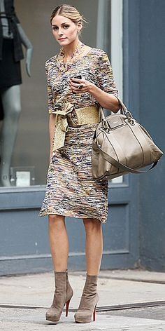 Fall Looks for Less - OLIVIA PALERMO - Looks for Less : People.com