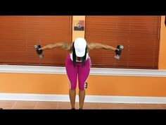 Stop the JIGGLY UNDERARMS!  Tricep workout!