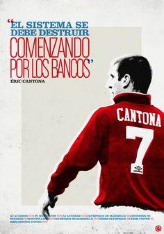 Cantona via @arturgalocha