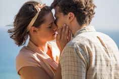 Now that's chemistry! The chemistry between Kristen Stewart and Jesse Eisenberg is clear to see in the latest shots from Woody Allen's latest romantic drama, Cafe Society
