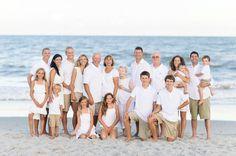 family photo on beach - Google Search