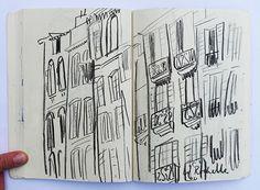 Summer sketchbook 2014 on Behance