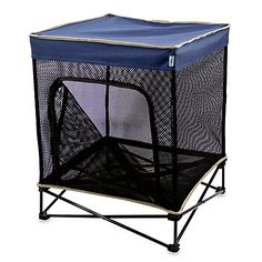 This ultra-portable kennel features an elevated mesh bed to keep your pet cool, dry, comfortable, and feeling secure wherever you go. Constructed with a sturdy folding steel frame and durable PVC-backed polyester for lasting use indoors or outdoors.