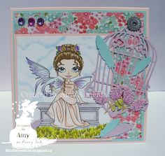 Lil Cutie Creations: Faery Ink ~ All a Flutter