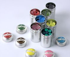 These little canisters with their shiny enamel lids make me so very happy. Lori Mckenna, Caligraphy Pen, Cool Stationary, Tools And Toys, Stationery Pens, Pen Pals, Writing Art, Dip Pen, Fountain Pen Ink