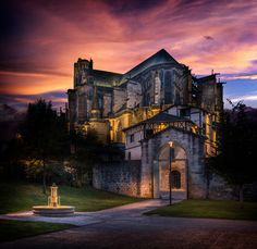 Sunset on Cathedral by bill baroud on 500px