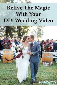 WeddingWire's #1 rated wedding video for DIY brides! Using the free app, your guests create & capture priceless memories in one organized spot. Then, you choose your favorite moments to be transformed into your personalized, affordable wedding video!
