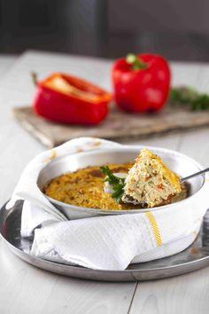 Pudim de peixe com esparguete TeleCulinária nº1832 www.teleculinaria.pt