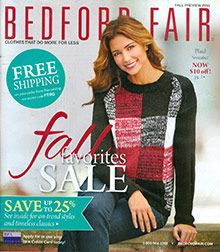 Bedford Fair Catalog