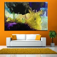 Dont Let Me Fall Painting Abstract Art wall painting for home decor ideas print on canvas oil painting No Framed