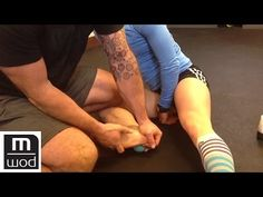 ▶ Free your calcaneus | Feat. Kelly Starrett | MobilityWOD - YouTube