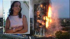 Natasha Elcock (39) liet haar bad overstromen, waardoor haar appartement onder water kwam te staan. Zo wist ze uiteindelijk veilig en wel uit de brandende Grenfell Tower in Londen te ontsnappen.
