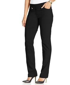 24.75$  Watch now - http://vijtv.justgood.pw/vig/item.php?t=i4xh3jd30263 - Curvy-Fit Slim-Leg Pants, Only at Macy's