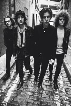 Catfish And The Bottlemen. They're good, they remind me of The Strokes