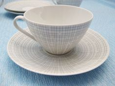 Tea Cup & Saucer Arzberg Germany