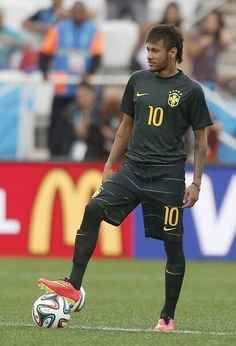 Neymar Jr at the FIFA World Cup 2014