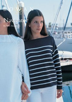 Navigator Sweater in Rowan All Seasons Cotton. Discover more Patterns by Rowan at LoveKnitting. The world
