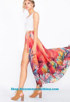 SHOP DIVERGENCE CLOTHING  #summerfashion #style #bohochic #boho #divergenceclothing #maxiskirt