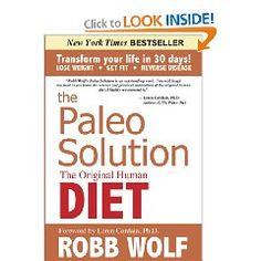 "If you've been subject to any of my ""stop thinking whole grains are good for you"" rants and want to learn more check out The Paleo Solution by Robb Wolf"