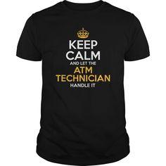 (New Tshirt Produce) Awesome Tee For Atm Technician [Tshirt Sunfrog] Hoodies, Funny Tee Shirts