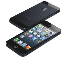 Já viu o iPhone 5 Black? a parte traseira de aluminio ficou muito legal nas 2 cores!