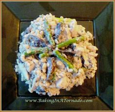 Creamy Orzo Dinner | www.BakingInATornado.com | #recipe #dinner