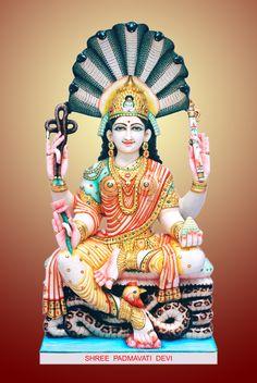 Mata Padmavati Devi Hanuman Images, Lakshmi Images, Lord Krishna Images, Shri Yantra, Durga Puja, Mahavatar Babaji, Jain Temple, Temple India, Saraswati Goddess