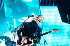 Thom Yorke of Radiohead coachella 2012