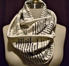 Pride and Prejudice scarf!  It is a truth universally acknowledged that every winter, a particular miss will be wanting a particular woolen wrap to keep out the bitter cold of the season. ra-dorm
