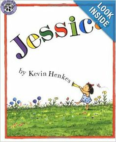 Jessica: Kevin Henkes: 9780688158477: Amazon.com: Books