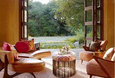 Safari Interior by Jeffers Design Group