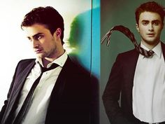 I don't always find Daniel Radcliffe attractive, but when I do, I have to re-pin it.