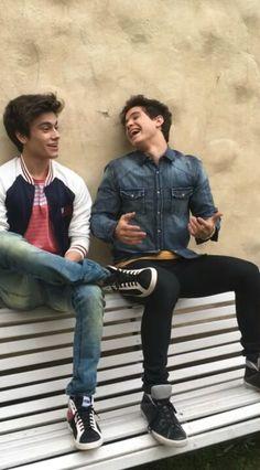 Agustin & Michael